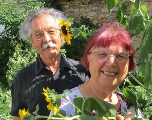Franz Ofner und Thea Meinharter
